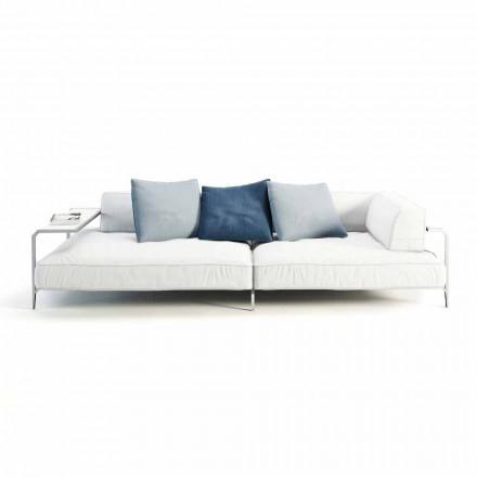 Buitenbank bekleed met moderne designstof gemaakt in Italië - Arkansas