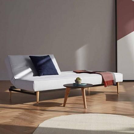Modern design slaapbank Splitback van Innovation in stof