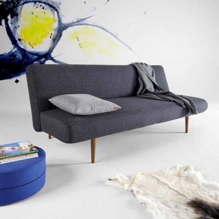 Unfurl by Innovation modern gestoffeerde slaapbank