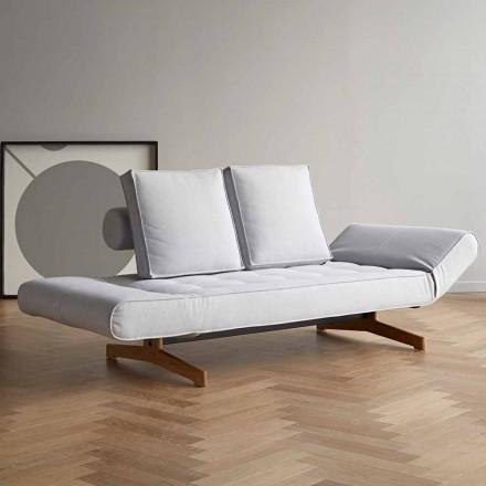 Ghia by Innovation design gestoffeerde slaapbank van stof