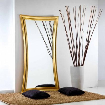 Grote spiegel vloer / wand modern design Heart, 110x197 cm
