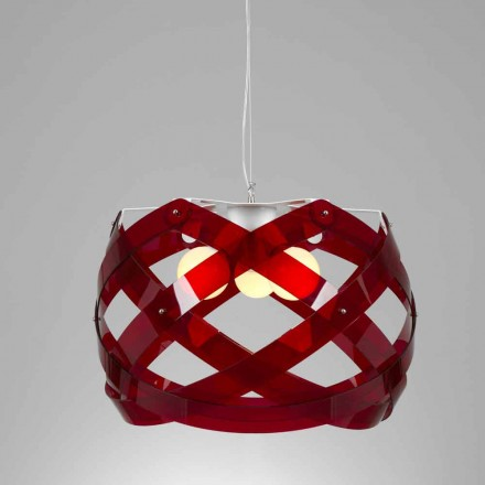 Hanglamp 3 lichten 67 cm diameter methacrylaat Vanna
