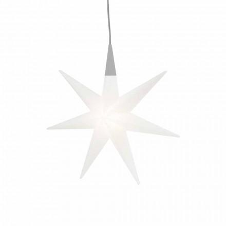 Led hanglamp voor binnen modern design, ster - Pandistar