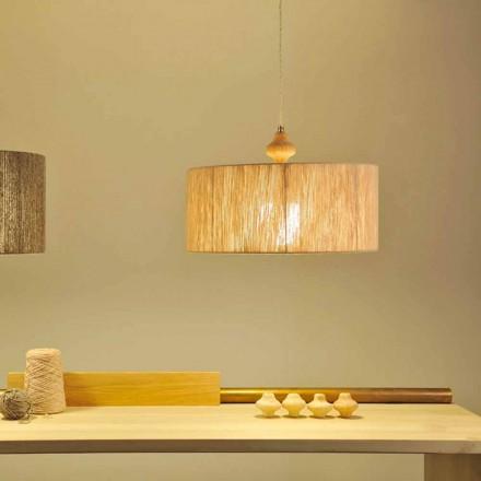 Moderne design hanglamp Bois, 400 cm kabel