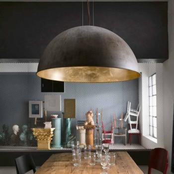 Lamp rustieke uitstraling Ø40 cm Galileo Il Fanale