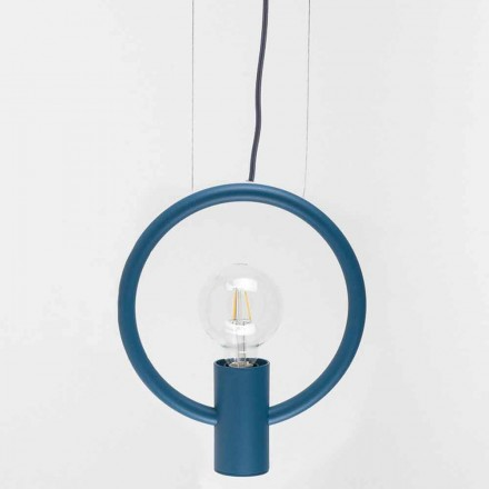 Design hanglamp in staal Made in Italy - Delizia
