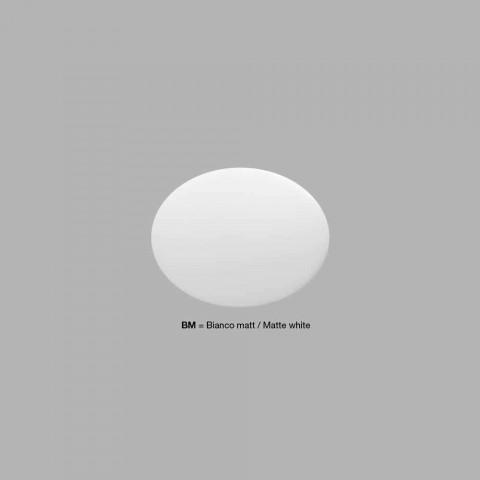 Hanglamp du design in keramiek - L6 Glitter Aldo Bernardi