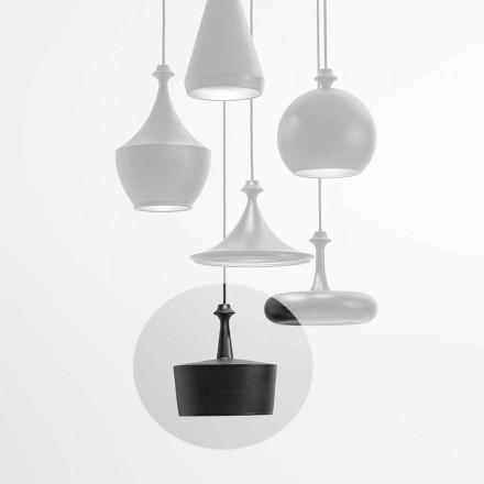 LED keramische hanglamp - L6 Glitter Aldo Bernardi