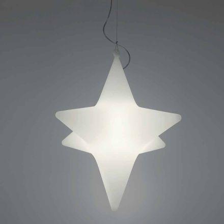 Stervormige LED hanglamp voor binnenshuis Design by Slide - Sirio