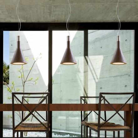 Lamp in cementslurrie Funnel Aldo Bernardi