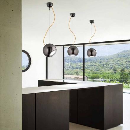 Lamp keramische schorsing Globo Aldo Bernardi