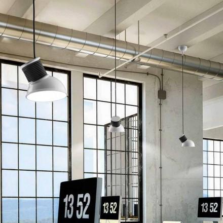 De lamp keramische suspensie Lustri 10 Aldo Bernardi