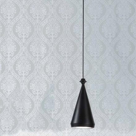 Lamp keramische suspensie Lustri 2 of standaard lichtbron