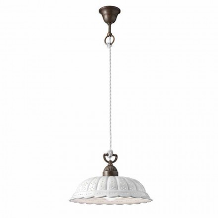 Lamp keramische schorsing Ø32 Anita Il Fanale