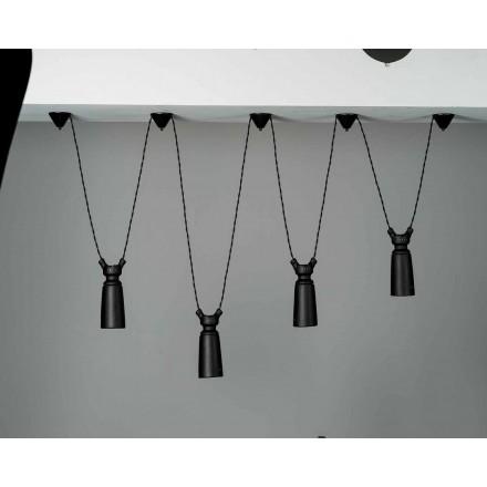 Keramische hanglamp voor Battersea - Toscaanse compositie