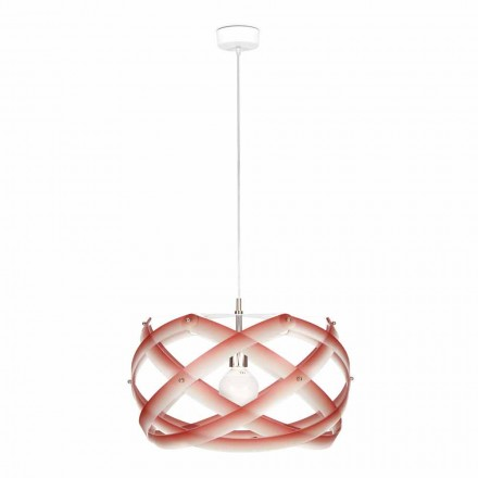Lamp methacrylaat ophanging met affiches diameter 53 cm Vanna