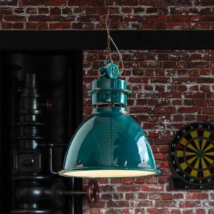 Industriële hanglamp vervaardigd ontwerp Katie
