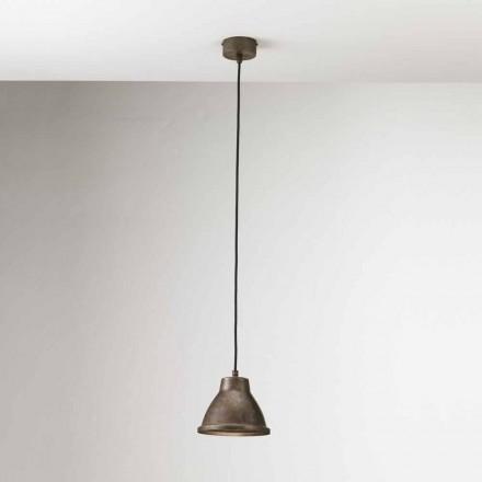 industriële wandlamp Iron loft Mini Il Fanale
