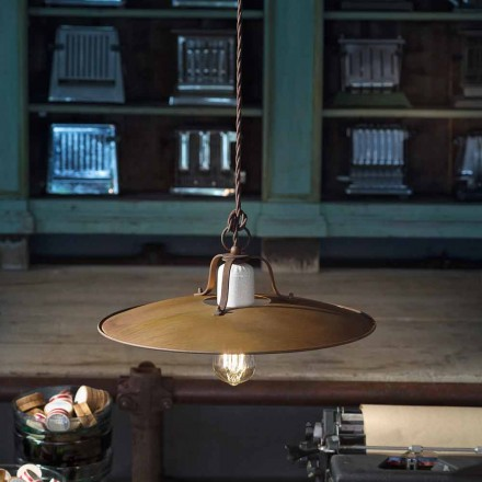 Opknoping lamp vervaardigde industriële stijl Ferroluce