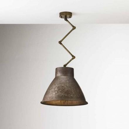 Opknoping lamp industriële stijl Loft Media Il Fanale