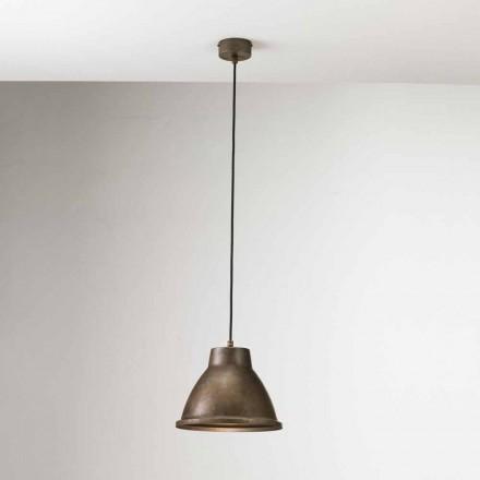 Opknoping lamp industriële stijl Loft Small Il Fanale