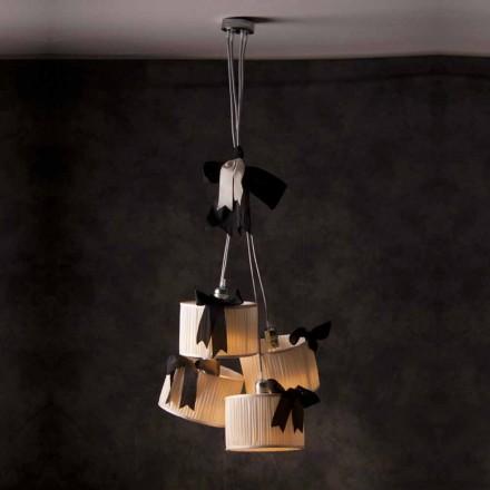 Chanel 4-lamp vintage hanglamp