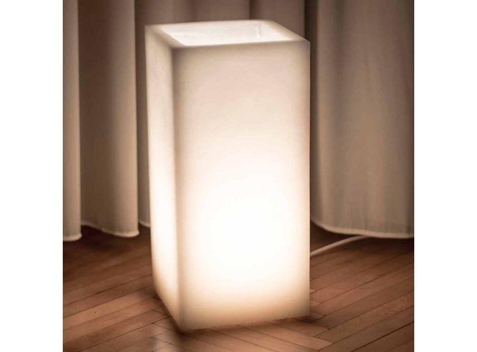 Abat-jour-lamp in geparfumeerde was van verschillende kleuren, gemaakt in Italië - Dalila