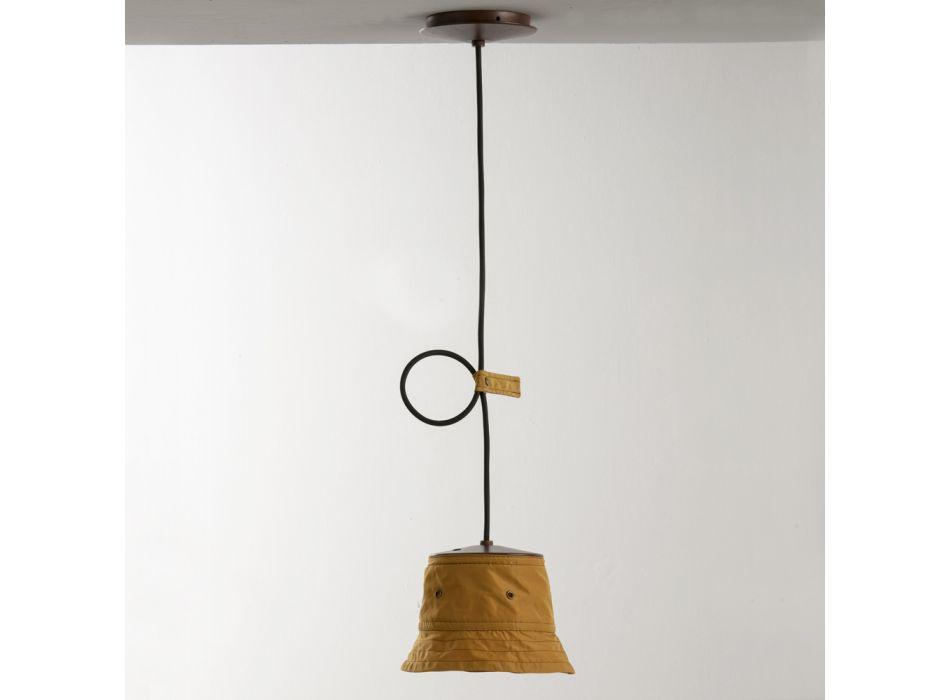 Handgemaakte lamp van polyester en aluminium gemaakt in Italië - Toscot Junction