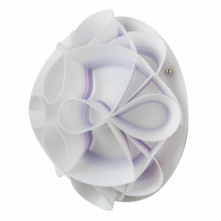 Wandlamp met een modern design koepel, een diameter van 28 cm, Lena