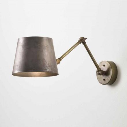 Industrial Reporter Verstelbare wandlamp Il Fanale