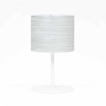 Tafellamp met een modern design inrichting, een diameter van 30 cm, Debby