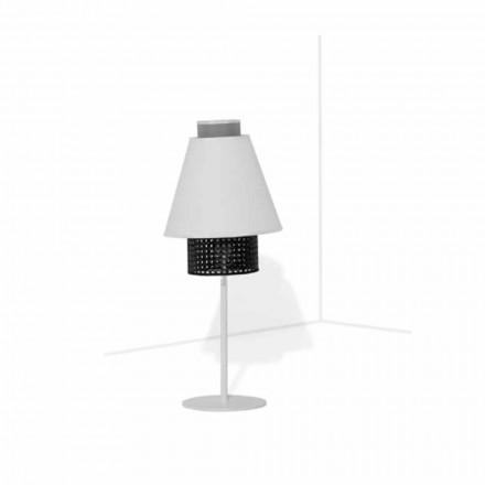 Tafellamp met metalen structuur Modern design Made in Italy - Sailor
