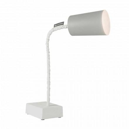 Tafellamp In-es.artdesign Verf T2 flexibele cementsteel