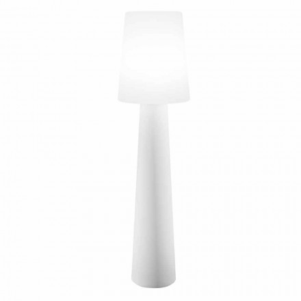 Gekleurde Design Vloerlamp Led, Solar of E27 Buiten en Binnen - Fungostar