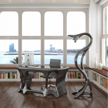 Moderne design vloerlamp Drago gemaakt in Italië