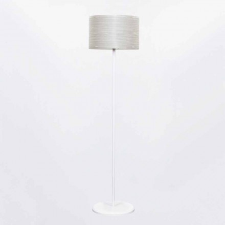 Vloerlamp modern Italiaans design Debby, 45 cm diameter