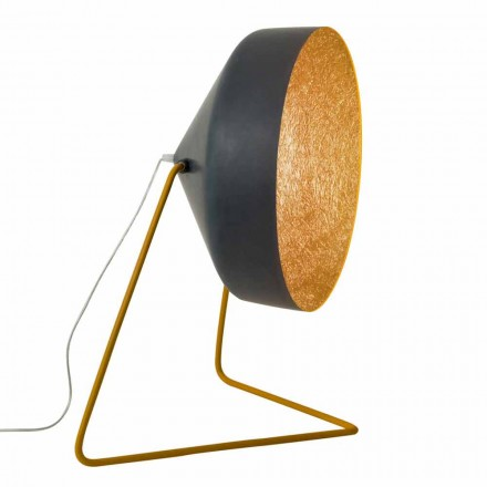 Ontwerper staande lamp In-es.artdesign Cyrcus F Resin blackboard