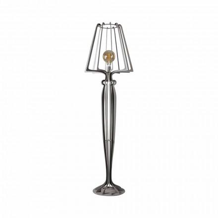 Moderne design ijzeren vloerlamp Made in Italy - Giunone