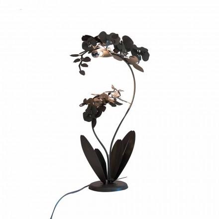 Moderne design ijzeren vloerlamp Made in Italy - Amorpha