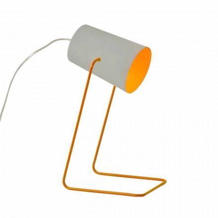Tafelontwerplamp In-es.artdesign Verf T concreet effect