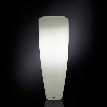 of Design staande lamp LED voor interieur Ldpe Houwitser Small