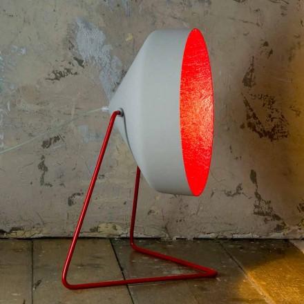 Design vloerlamp In-es.artdesign Cyrcus F Geschilderd beton