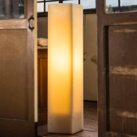 Waxlamp met hoog kraseffect en Made in Italy-ontwerp - Dalila