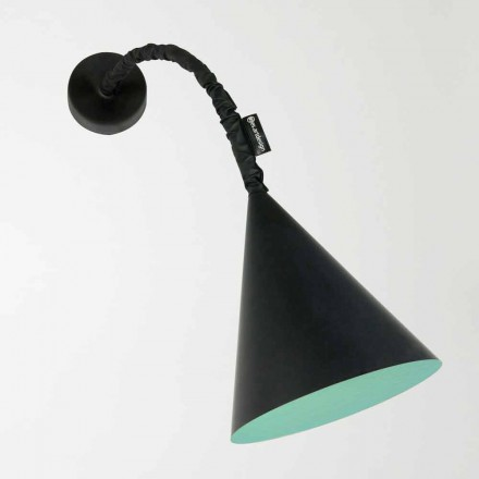 Moderne wandlamp In-es.artdesign Jazz met harsbord