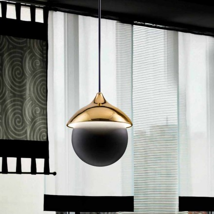 Moderne lamp keramische suspensie The Lustri 9