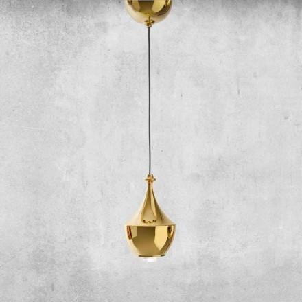 LED hangende keramische lamp Made in Italy - Lustrini L3 Aldo Bernardi