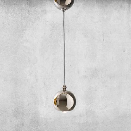 Moderne hanglamp in keramiek Made in Italy - Lustrini L5 Aldo Berrnardi