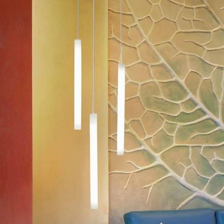 Opknoping Flux Opknoping designlamp in methacrylaat