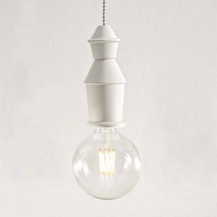 Shabby Chic keramische hanglamp - Fate van Aldo Bernardi