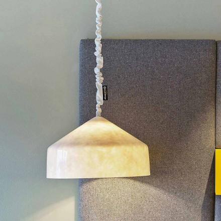 Hangende designlamp In-es.artdesign Cyrcus Nebula in Nebulite